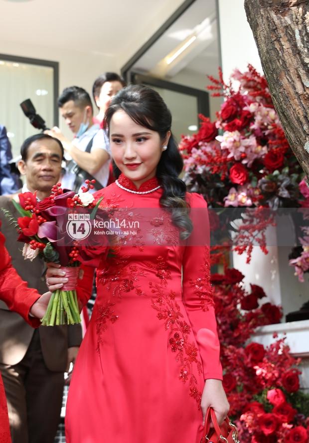 Nhan sắc Primmy Trương trong ngày bước vào hào môn: Đẹp nức nở, chuẩn thần thái phu nhân tổng giám đốc - Ảnh 1.