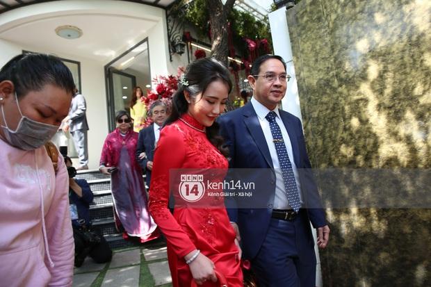 Đám cưới Phan Thành - Primmy Trương: Cô dâu chiếm spotlight với áo dài đỏ, nhẫn kim cương to đùng trên tay nhìn là nể ngay - Ảnh 45.