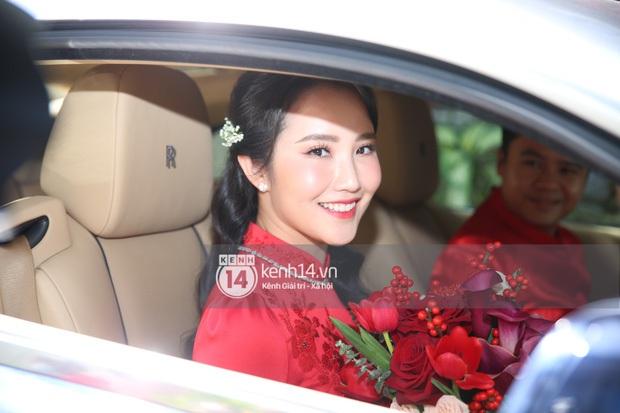 Team qua đường bắt trọn nhan sắc nàng phù dâu Khánh Vân trong đám cưới Phan Thành - Primmy: Đã đủ chuẩn đến Miss Universe? - Ảnh 7.