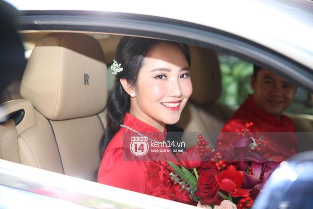 Đám cưới Phan Thành - Primmy Trương: Cô dâu chiếm spotlight với áo dài đỏ, nhẫn kim cương to đùng trên tay nhìn là nể ngay - Ảnh 47.