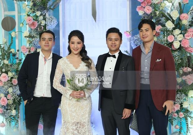 Siêu tiệc cưới của Phan Thành - Primmy Trương: Không gian lung linh như cổ tích, màn nâng ly của 2 đại gia tộc gây sốt - Ảnh 15.