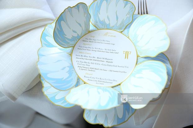Lộ diện thực đơn tiệc cưới Phan Thành - Primmy Trương: ấn tượng chưa từng thấy, gây choáng với loạt sơn hào hải vị đắt tiền - Ảnh 2.