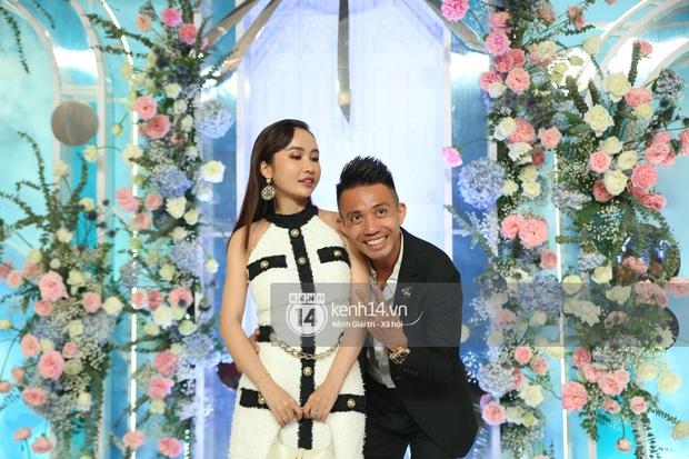Siêu tiệc cưới của Phan Thành - Primmy Trương: Không gian lung linh như cổ tích, màn nâng ly của 2 đại gia tộc gây sốt - Ảnh 20.