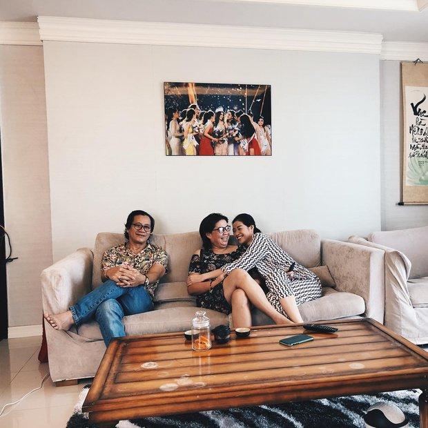 Khám phá căn hộ là giải thưởng của Khánh Vân khi trở thành Hoa hậu Hoàn vũ - Ảnh 1.