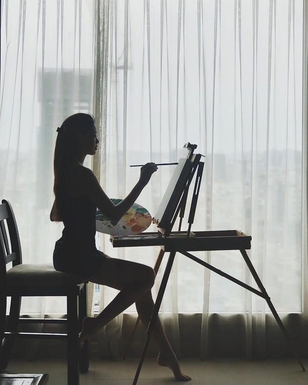 Khám phá căn hộ là giải thưởng của Khánh Vân khi trở thành Hoa hậu Hoàn vũ - Ảnh 10.
