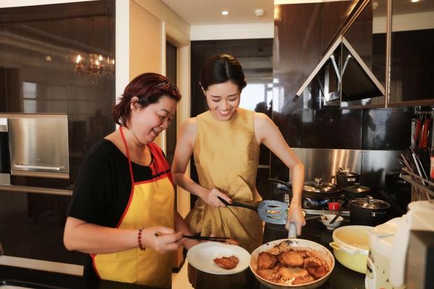 Khám phá căn hộ là giải thưởng của Khánh Vân khi trở thành Hoa hậu Hoàn vũ - Ảnh 8.