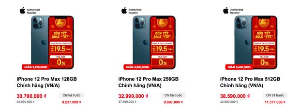 Tất cả các mẫu iPhone 12 đồng loạt giảm giá sâu dịp cuối năm - Ảnh 9.