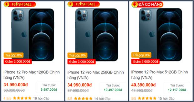 Tất cả các mẫu iPhone 12 đồng loạt giảm giá sâu dịp cuối năm - Ảnh 7.