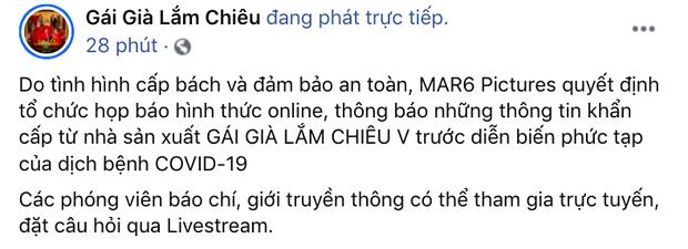 Vbiz tạm đóng băng vì dịch Covid-19: Mỹ Tâm, Trấn Thành lùi dự án khủng, Rap Việt concert và loạt show hot ngừng phút cuối - Ảnh 8.