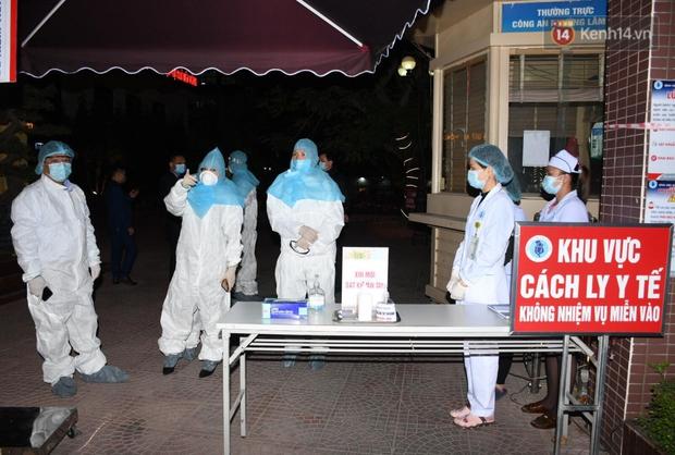 Hải Phòng phong tỏa Bệnh viện trẻ em vì có ca nhiễm Covid-19 - Ảnh 2.