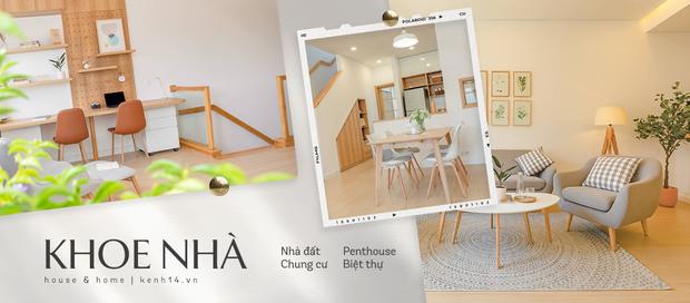 Đập căn nhà cấp 4, gia đình KTS xây tổ ấm mới rộng 300m2 style cổ điển, mỗi tháng F5 nội thất một lần - Ảnh 10.
