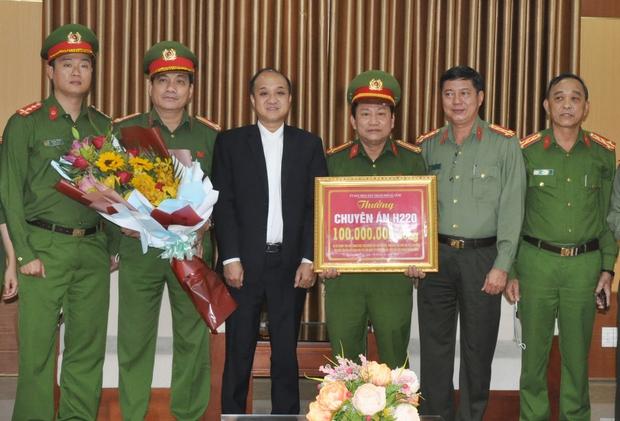 Bắt thanh niên vận chuyển 3,5kg ma túy đá từ Thanh Hóa vào Đà Nẵng để phục vụ dân chơi dịp Tết - Ảnh 3.