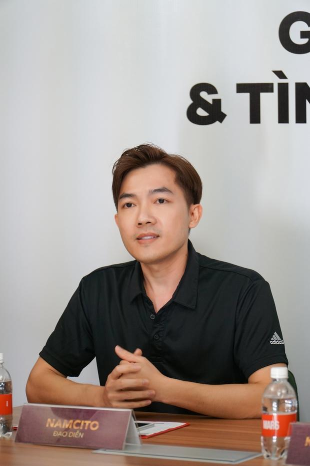 Kaity Nguyễn và ekip Gái Già Lắm Chiêu V khẳng định không dời lịch chiếu Tết ở họp báo online khẩn cấp - Ảnh 4.