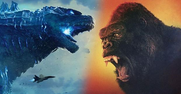 Cặp quái vật Godzilla vs. Kong lập kỷ lục lượt xem 24h đầu vượt cả Batman, thành tích không thua gì idol Kpop! - Ảnh 1.