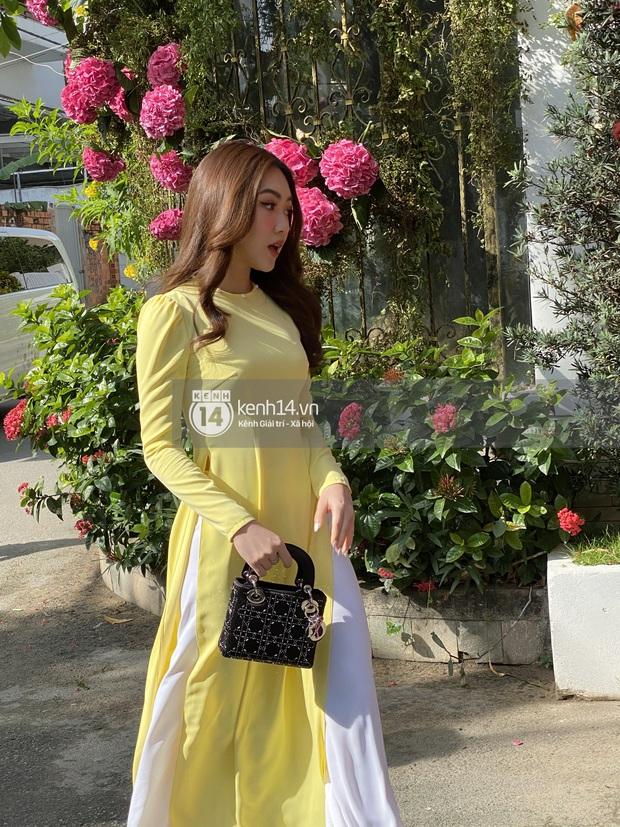 Dàn phù dâu toàn tiểu thư và Hoa hậu của Primmy Trương lộ diện, nhan sắc ai cũng rực rỡ mười phần - Ảnh 6.