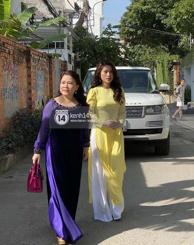 Dàn phù dâu toàn tiểu thư và Hoa hậu của Primmy Trương lộ diện, nhan sắc ai cũng rực rỡ mười phần - Ảnh 7.