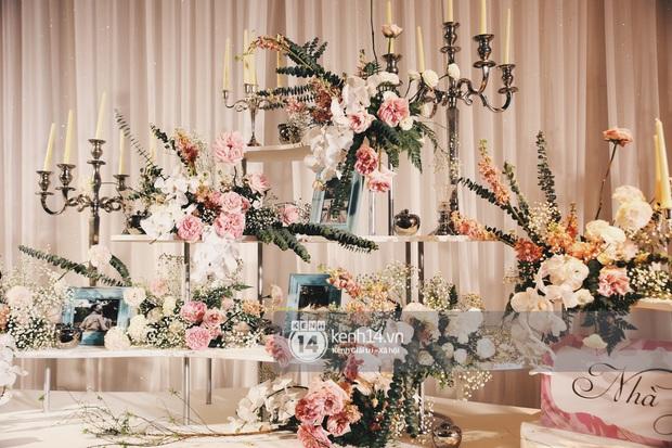 Cận cảnh không gian tiệc cưới sang chảnh hơn 20 tỷ đồng của Tổng giám đốc Phan Thành - Ảnh 12.