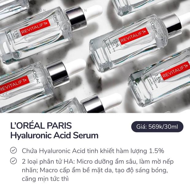 Hội da đẹp ai cũng có 1 chai serum HA, các nàng nên sắm theo để có da căng mịn đón Tết - Ảnh 2.
