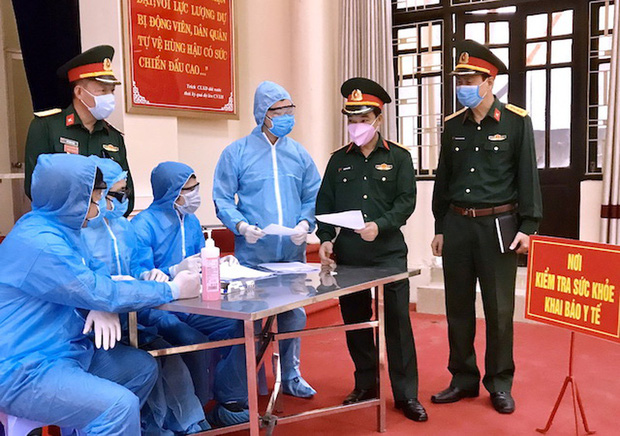 Bắc Ninh truy vết được 41 F1 của bệnh nhân 1565 - Ảnh 1.