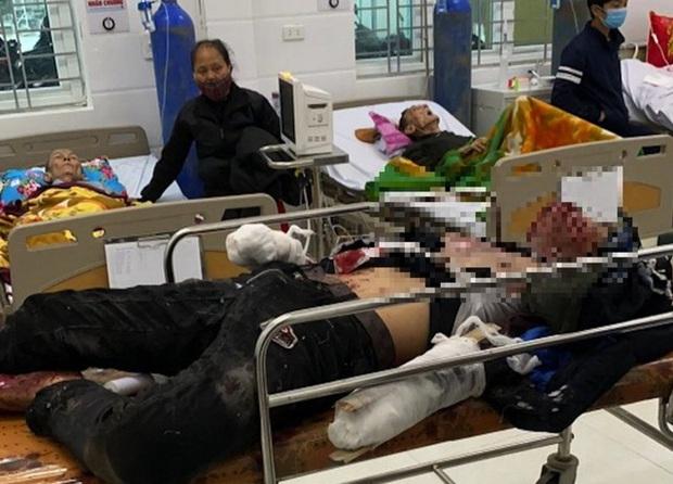 [Nóng] 1 học sinh tử vong, 4 nam sinh trọng thương nghi do tự học chế pháo bằng thuốc nổ - Ảnh 1.