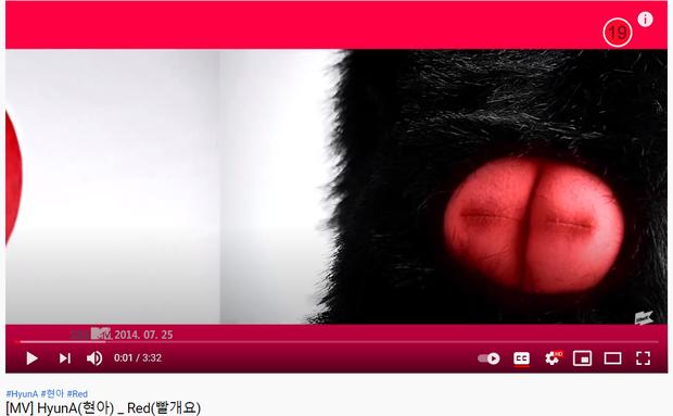 HyunA thắc mắc lý do một loạt MV của mình bị dán nhãn người lớn, hóa ra vấn đề không nằm ở trang phục hở bạo sexy? - Ảnh 3.