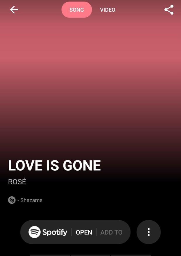 Bài solo mà Rosé bật mí trong concert của BLACKPINK hóa ra không phải ca khúc chủ đề, fan đã tìm luôn ra tên bài hát? - Ảnh 4.