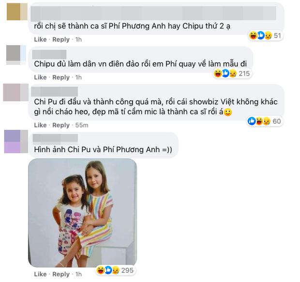 Phí Phương Anh tung teaser hẹn ngày debut thành ca sĩ, netizen lập tức réo gọi Chi Pu - Ảnh 5.