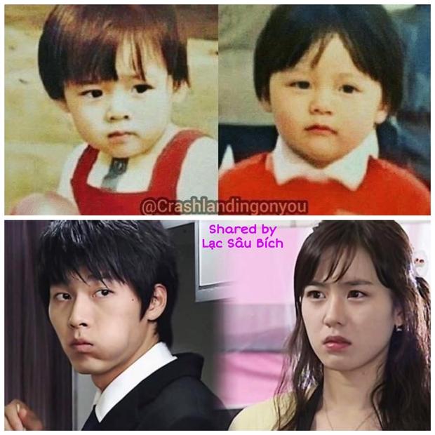 Phát hiện Hyun Bin - Son Ye Jin có tướng phu thê từ thời bé xíu, anh nhà còn được fan khen nhìn giống bố vợ nữa cơ! - Ảnh 2.