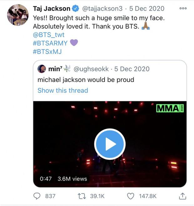 Khẩu chiến nảy lửa Jimin (BTS) được nhà phê bình khen hết lời, lại còn được ví như Michael Jackson - Ảnh 4.
