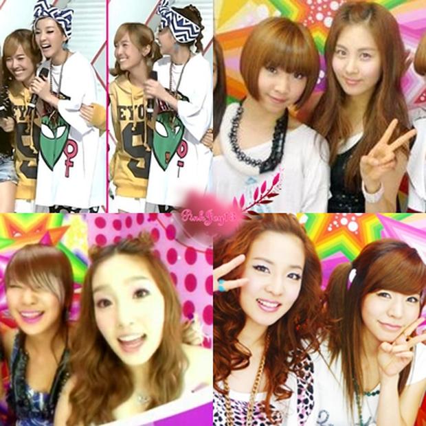 Tranh cãi nhóm nhạc nữ cười nhạo kiểu tóc dị của Dara (2NE1), SNSD bỗng bị réo gọi vì hành động trong quá khứ - Ảnh 7.