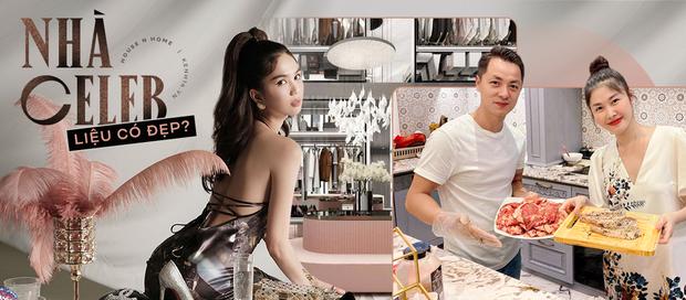 Nhà của Quỳnh Anh Shyn: Phòng ngủ hoá studio, bồn tắm cực xinh, nhưng mê nhất là tủ skincare sau tấm gương - Ảnh 8.