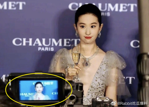 Dở khóc dở cười chuyện fan Lưu Diệc Phi đăng ảnh đáp trả netizen chê tăng cân, ai ngờ bị tố nhan sắc vì chi tiết siêu nhỏ - Ảnh 4.