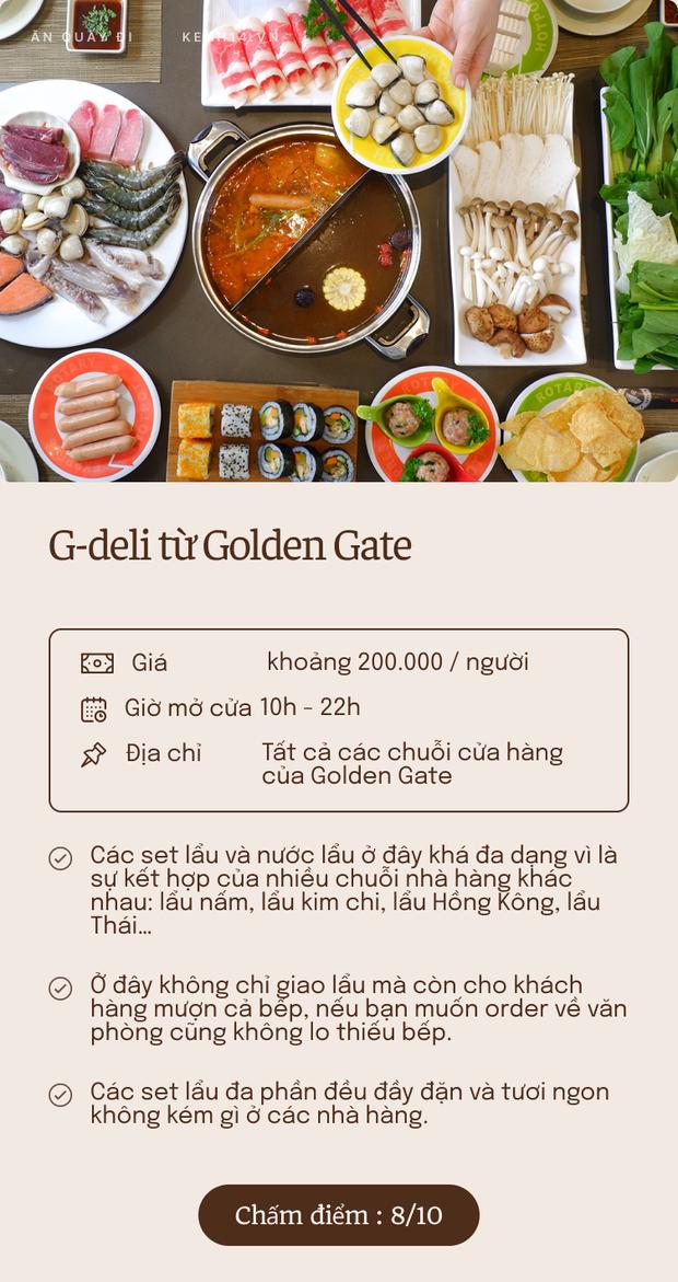 6 quán lẩu giao hàng tận nhà nức tiếng ở Hà Nội: Muốn tụ tập mà ngại vào bếp thì gọi ship ngay! - Ảnh 4.