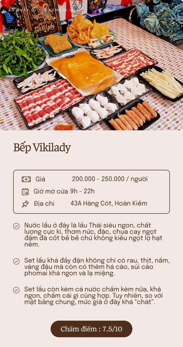 6 quán lẩu giao hàng tận nhà nức tiếng ở Hà Nội: Muốn tụ tập mà ngại vào bếp thì gọi ship ngay! - Ảnh 3.