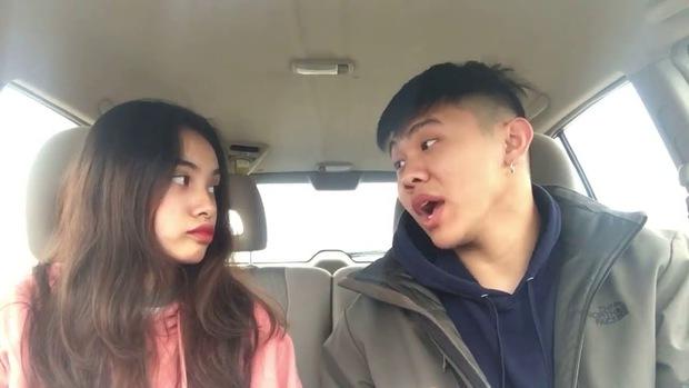 Cặp đôi nổi tiếng với loạt vlog trong ô tô chia tay, cô gái bị nghi là Tuesday lên tiếng kêu oan - Ảnh 2.