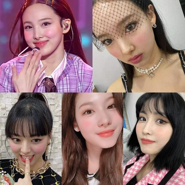 So style makeup của idol nữ Big 3: Gà SM, YG được khen hết nấc, gà JYP lại bị chê sến quá đà - Ảnh 3.