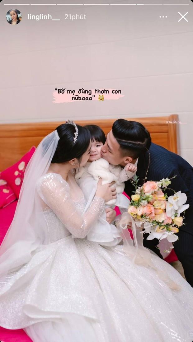 Vợ Bùi Tiến Dũng làm phiên dịch miêu tả loạt ảnh đặc biệt trong ngày cưới ở Hà Tĩnh, Sushi nhập hội nhóc tỳ hề hước Vbiz! - Ảnh 4.