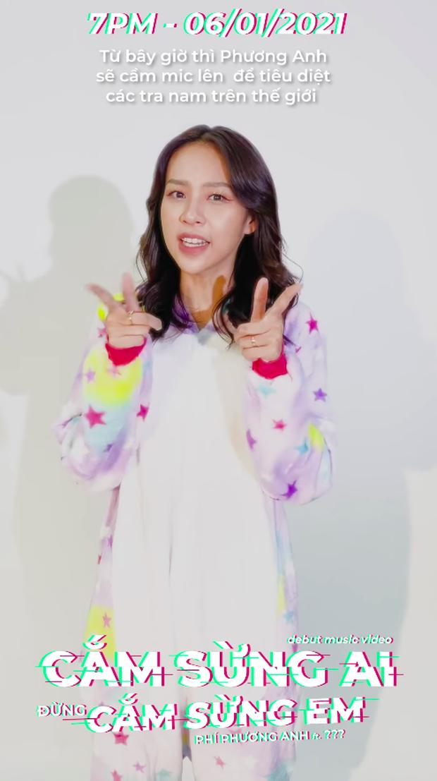 Phí Phương Anh tung teaser hẹn ngày debut thành ca sĩ, netizen lập tức réo gọi Chi Pu - Ảnh 6.
