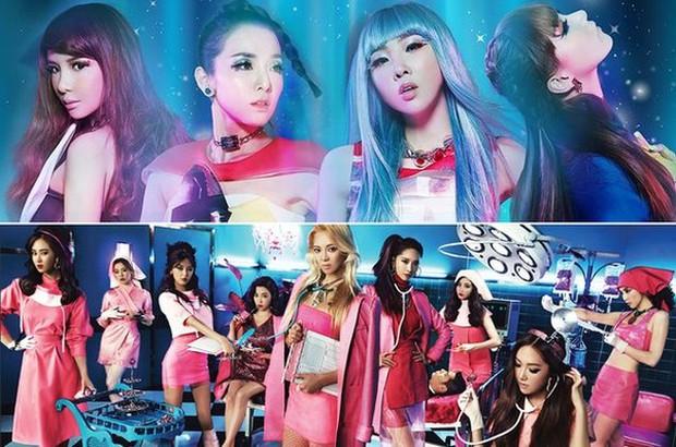 Tranh cãi nhóm nhạc nữ cười nhạo kiểu tóc dị của Dara (2NE1), SNSD bỗng bị réo gọi vì hành động trong quá khứ - Ảnh 8.