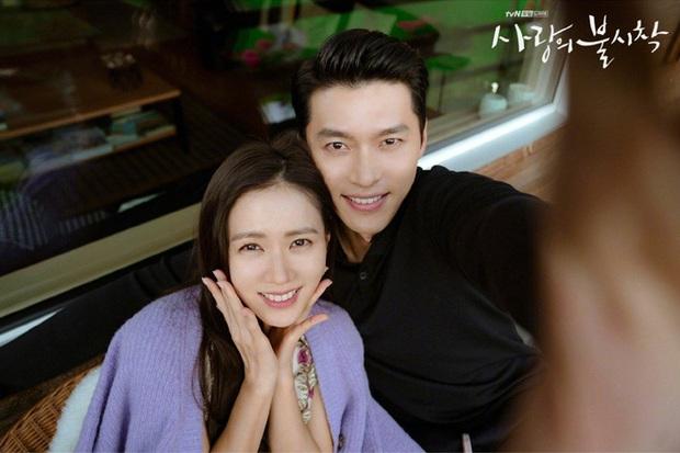 Phát hiện Hyun Bin - Son Ye Jin có tướng phu thê từ thời bé xíu, anh nhà còn được fan khen nhìn giống bố vợ nữa cơ! - Ảnh 1.