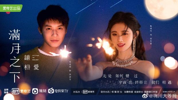 Cúc Tịnh Y hóa cô dâu ở phim mới, fan lại soi mạnh một điểm phục trang như mượn tạm của Á hậu Miss World Việt Nam? - Ảnh 11.
