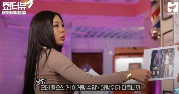 Ăn gạch vì như mặc nội y để hở cả vòng 3 ở sân bay và trường ĐH, đến nay Jessi và Hyuna mới lên tiếng lý giải - Ảnh 6.