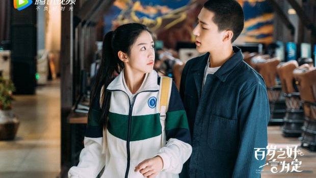 5 cặp ngôn tình Hoa ngữ khiến fan mê mệt trong năm 2020: Thanh xuân nợ tôi một nam thần tin học như Vương An Vũ! - Ảnh 2.