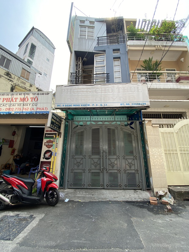 TP.HCM: Phong toả khách sạn và quán ăn vì có trường hợp dự đám cưới cùng BN 1612 mắc Covid-19 - Ảnh 1.