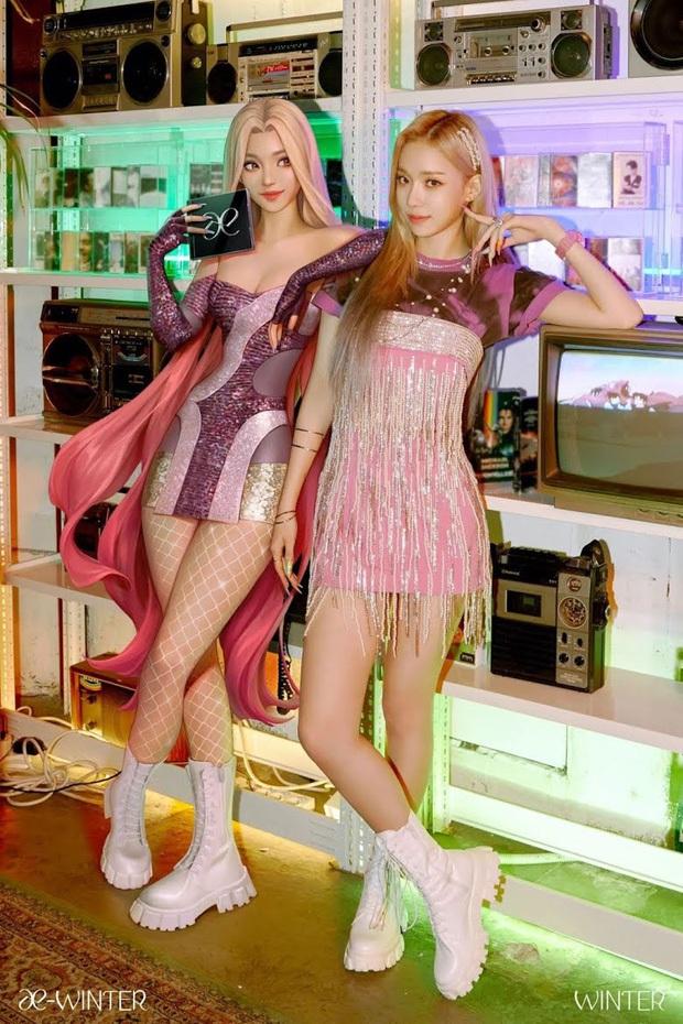 Ra MV mới giữa bão drama, Sơn Tùng M-TP bị soi có cảnh na ná MV của nhóm nữ ảo đình đám Kpop? - Ảnh 3.