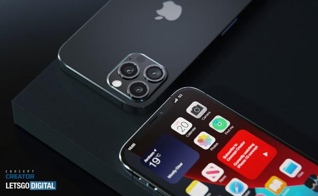 Video: Mãn nhãn với concept iPhone 13 giống hệt iPhone 12, nhưng chỉ cần vài chi tiết nhỏ cũng khiến nó trở thành tuyệt tác của năm 2021 - Ảnh 7.