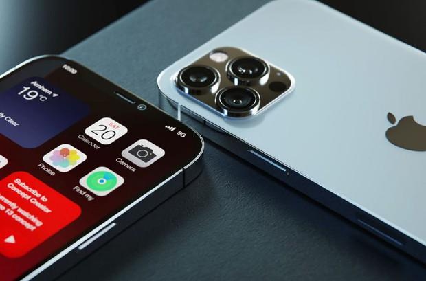 Video: Mãn nhãn với concept iPhone 13 giống hệt iPhone 12, nhưng chỉ cần vài chi tiết nhỏ cũng khiến nó trở thành tuyệt tác của năm 2021 - Ảnh 9.