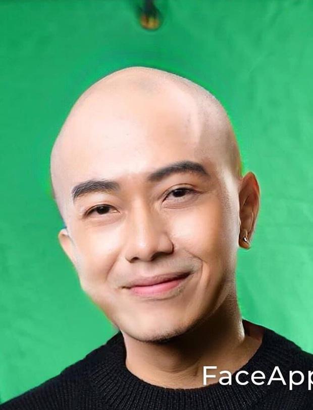 Nhờ cộng đồng mạng photoshop, Cris Phan bị các thánh chỉnh ảnh đến xanh cả mặt, trọc cả tóc - Ảnh 2.