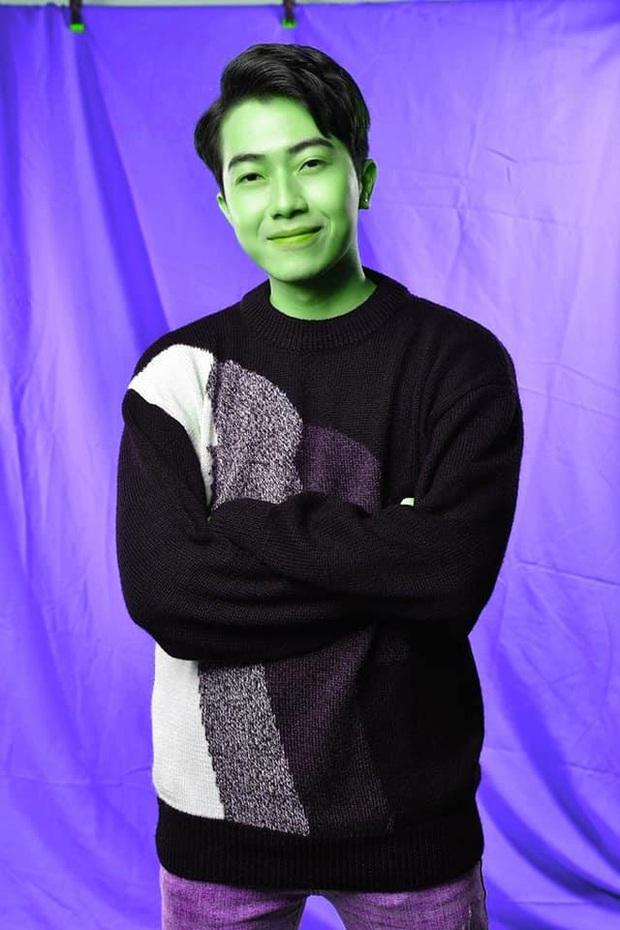 Nhờ cộng đồng mạng photoshop, Cris Phan bị các thánh chỉnh ảnh đến xanh cả mặt, trọc cả tóc - Ảnh 3.