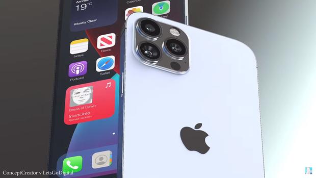 Video: Mãn nhãn với concept iPhone 13 giống hệt iPhone 12, nhưng chỉ cần vài chi tiết nhỏ cũng khiến nó trở thành tuyệt tác của năm 2021 - Ảnh 1.